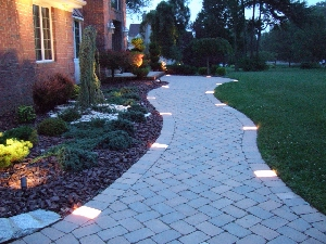 Pathway And Walkway Lighting