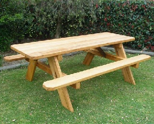 Fabulous Picnic Tables Gmtry Best Dining Table And Chair Ideas Images Gmtryco