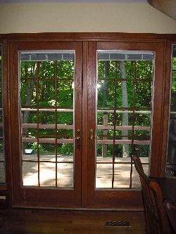 Single And Double French Doors Also Known As Garden Doors