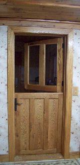 This door ... & Dutch door. Stable door. Half doors