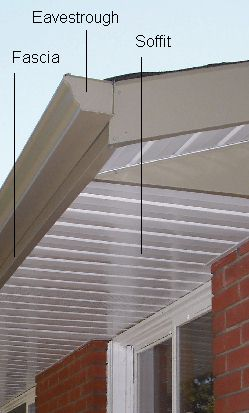 Fascia And Soffit Maintenance Drip Edge Eaves Protection