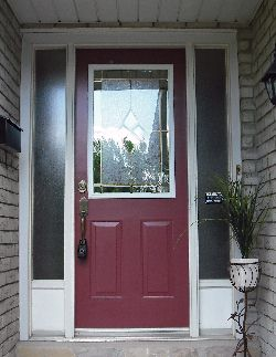 Exterior Door Installation, Door Locks + Pre Hung Doors.  Part 40