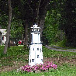 garden lighthouse - Garden Lighthouse