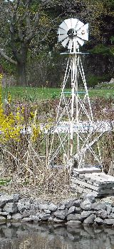 windmill kits and plans for garden