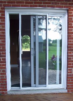 Sliding patio screen door patio screen door kits patio door with sliding screen door planetlyrics Gallery