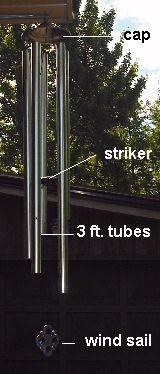 Wind Chimes Wind Chime Plans Wind Chime Parts